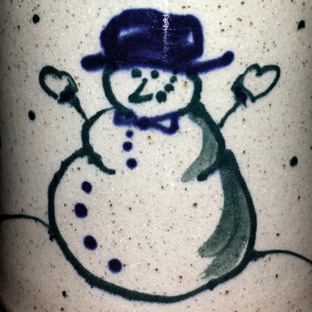 Happy Holidays - Pottery