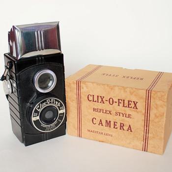 Metropolitan Clix-O-Flex - Cameras