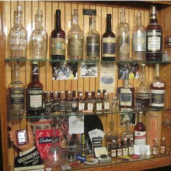 Guckenheimer Whiskey Collection