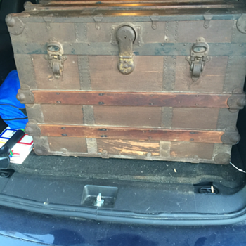 Purchased for a photography prop  - Furniture