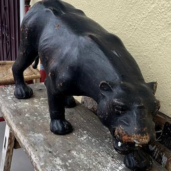 Giant Puma  - Animals