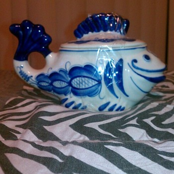Made in Russia - China and Dinnerware