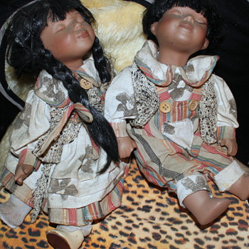 Porcelian Dolls  - Dolls