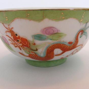 Chinese rice bowls - China and Dinnerware