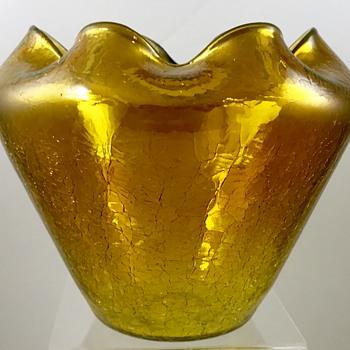 """Loetz """"Aura"""" Vase, PN II-1306, ca. 1904 - Art Glass"""