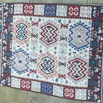 Turkish kilim? rug 5x8  - Rugs and Textiles