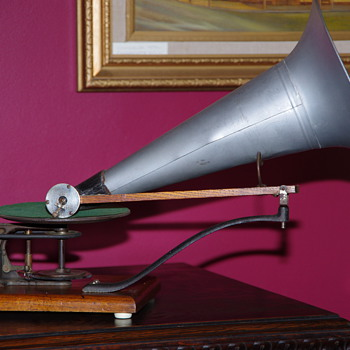 G&T Style #2 had driven gramophone 1900 - 1902
