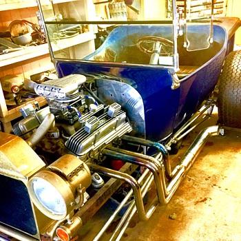 1923 T Bucket p - Classic Cars