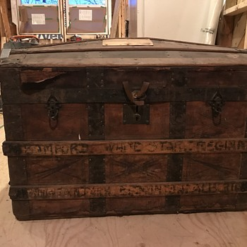 Trunk from the Attic - Furniture