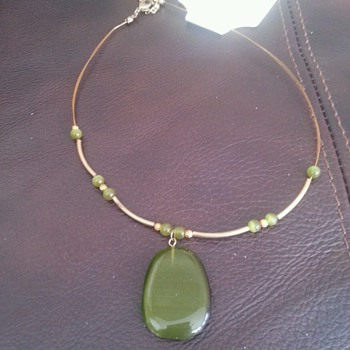 Ashley Cooper Necklace  - Costume Jewelry
