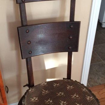 Have tried for years to find out about my Great Great Nanna's chair