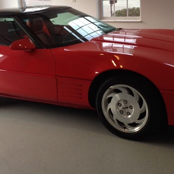 1993 Corvette Anniversary Edition