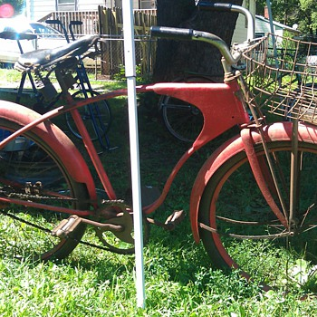 1930's (?) Famous Barr Co. bicycle - Sporting Goods
