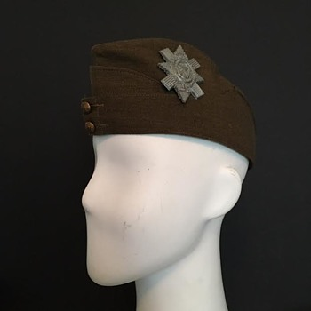 Black Watch Home Guard Side Cap