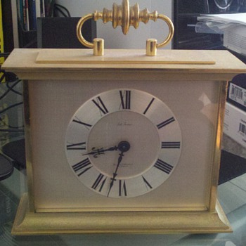 Has anyone seen this type of clock before? - Clocks