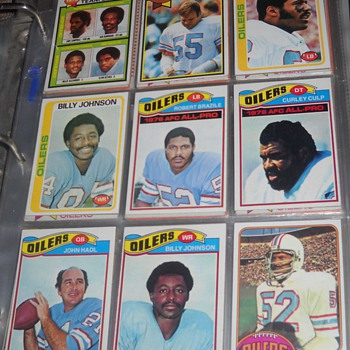 Houston Oilers! Houston Oilers! Houston Oilers #1!