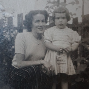 Mother-in-law with her mother