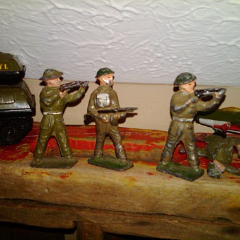 Jacobs Lead Soldiers - Toys
