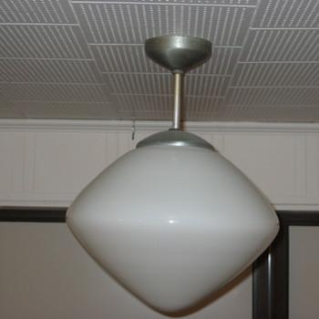 Mid-Century Modern Atomic Pendant Light - Mid-Century Modern