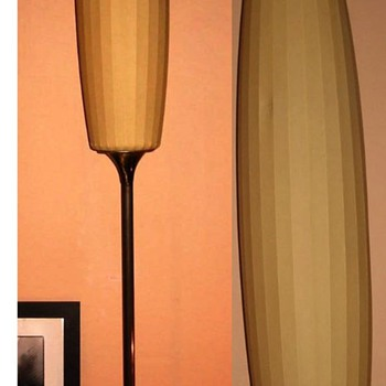 nelson bubble floor lamp  - Lamps