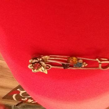 My favourite brooche - Costume Jewelry