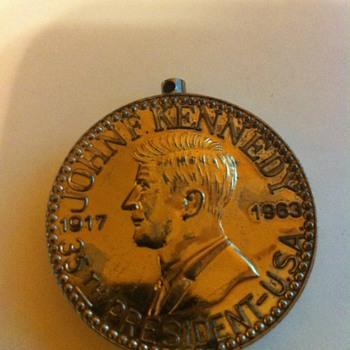 1917-1963 JFK Coin Lighter