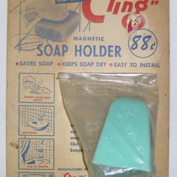 Soap Magnet - Advertising