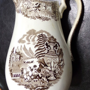 Antique Pitcher? - China and Dinnerware
