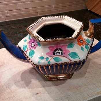 Need info about this teapot - China and Dinnerware