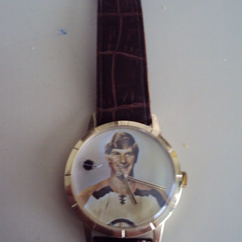 1970's Bobby Orr wrist watch - Wristwatches