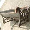 art nouveau mulparvo electric fire/cooker.  H H Berrvs patent.