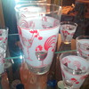 Rooster Glassware