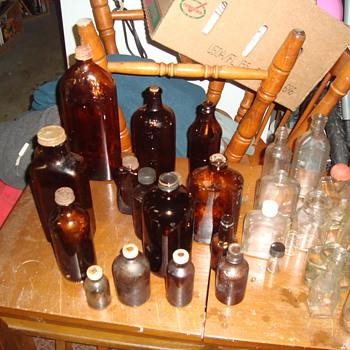 bottles   .... - Bottles