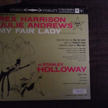 My Fair Lady - Records