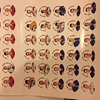 Uncut Hockey Card Sheets