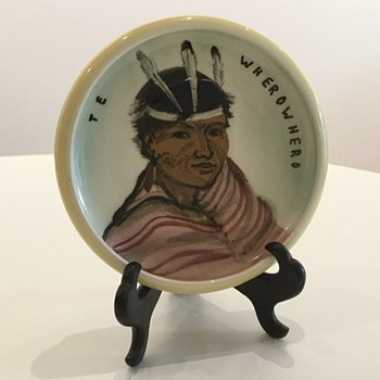 POTATAU I - TE WHEROWHERO - Pottery