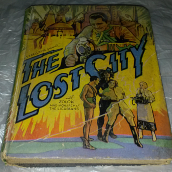 THE LOST CITY - Books