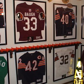 My Sports Room ( Part 1 ) - Football