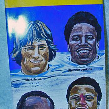 UW Husky Football 1981 Media Guide Book 174pg NCAA UW University of Washington Fletcher Jenkins