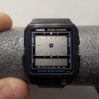 1980s casio AE-9W - Wristwatches