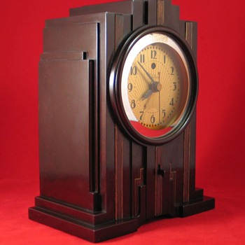 "Telechron Model 700 ""Electrolarm"" Alarm Clock - Clocks"