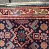 "Oriental carpet runner 31"" x 118"""