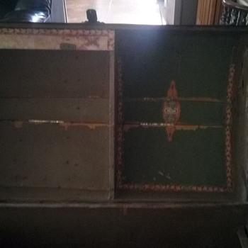 My Steamer trunk - Furniture