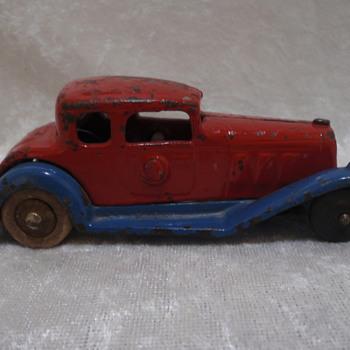 Vintage DieCast Toy Car Die Cast   - Model Cars