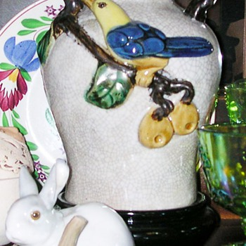 My favorite Pottery Vase - Pottery