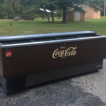 Recent Coca-Cola find  - Coca-Cola