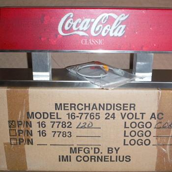 Coca-Cola merchandiser - Coca-Cola