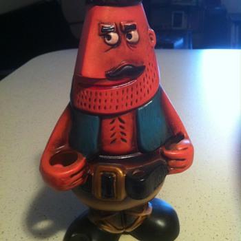 cartoon statuette - Toys