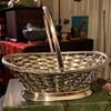 Gorham Electroplate Basket