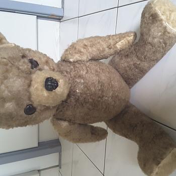 My Unknown Teddybear